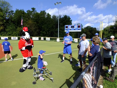 Toyota Bluegrass Miracle League District 6740 Newsletter Rc Rotary Day At The