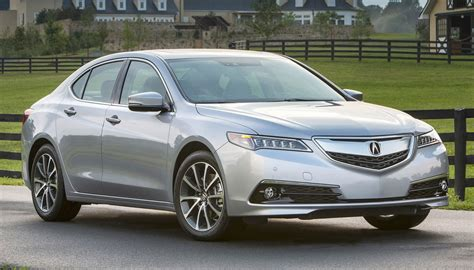 acura tlx invoice price four great sport sedans for 2015