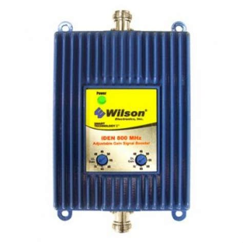 wilson 844080 70 db iden signal booster kit for nextel southern linc mike