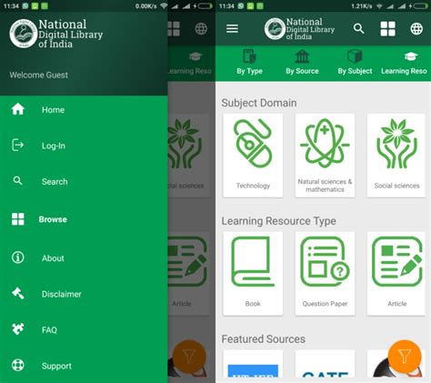 android source india s national digital library app is offering 6 5