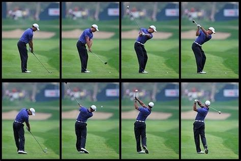 tiger woods old swing 16 best images about tiger woods number one player in