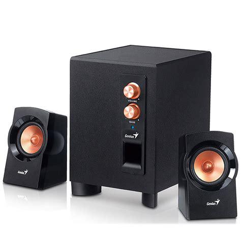 zvu芻nici genius sw 2 1 360 2 1 speaker system 2541001