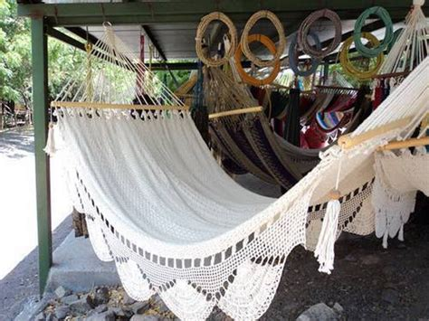 how to knit a hammock how to choose a comfortable garden hammock for backyard