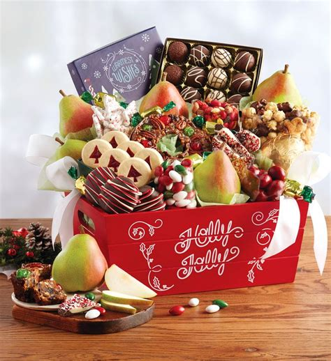 christmas gift basket delivery christmas decore