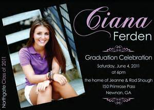 graduation invitations templates create own graduation invitations templates free
