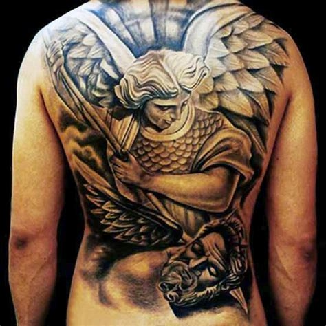 mens spine tattoos top 50 best back tattoos for ink designs and ideas