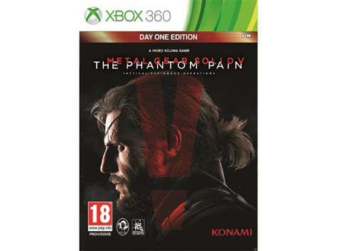 Metal Gear Solid V The Phantom Day One Edition dies sw metal gear solid v the phantom day one