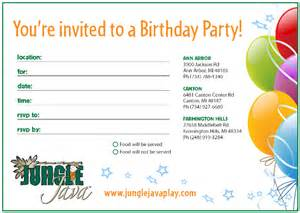 printable invitations clinton township