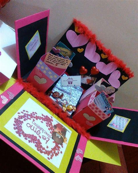 imagenes cajas para colocar regalos de cumpleaos nuestra caja sorpresa detalles pinterest sorpresa