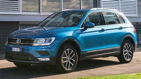 the comfort line volkswagen tiguan 110tsi comfortline 2017 review