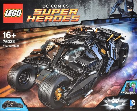 lego ucs 76023 batman the batmobile tumbler toywiz and