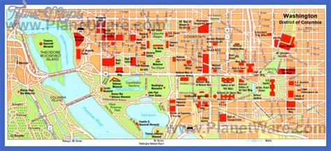 washington dc tourist map pdf maps update 700495 washington dc tourist map printable