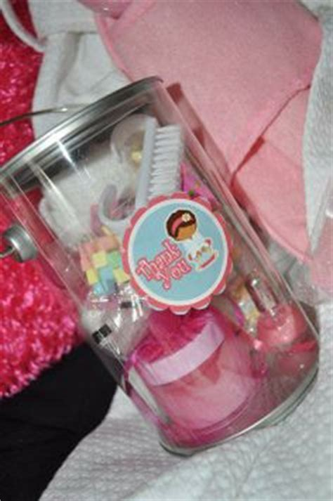 Images About Our Spa Party Favors Pails On