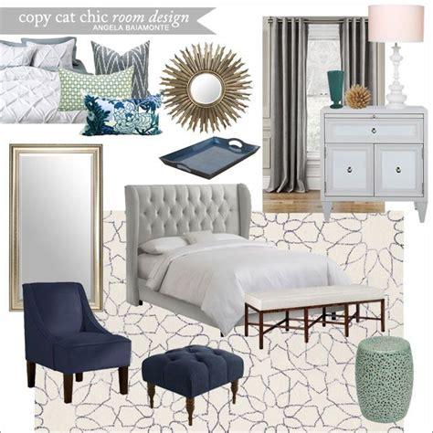 angela baiamonte  copycatchic room designs navy bedrooms navy master bedroom