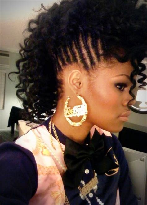 the half braided hairstyles in africa how to do a side dutch braid styloss com