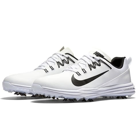 nike golf shoes nike golf shoes lunar command 2 white black 2018