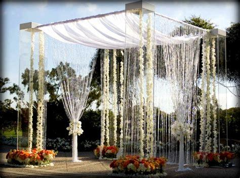 outdoor wedding decorating ideas for a pergola weddingwoow