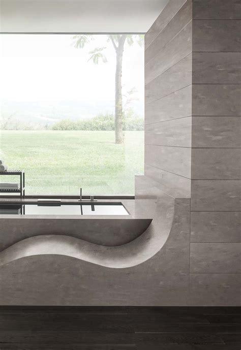 corian ash concrete wellness sanctuary corian