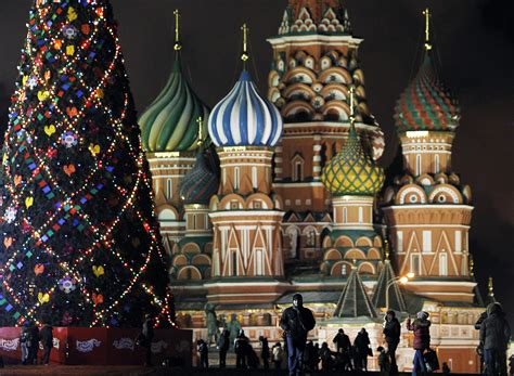 images of christmas in russia russia s celebrations are yet to come