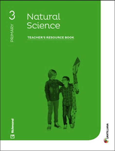 libro natural science 3 primary colegio jos 233 calder 243 n natural science 3 186 y 4 186 e primaria editorial richmond