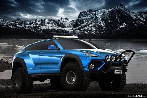 lamborghini urus 6x6 lamborghini urus suv is now ready for production