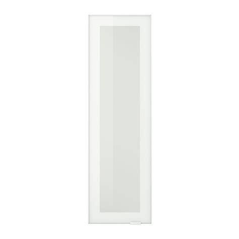 Jutis Glass Door Frosted Glass Aluminium 30x100 Cm Ikea Frosted Glass Doors Ikea