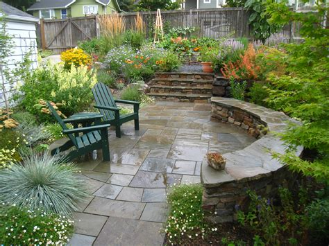 Rock Solid Landscapes Seattle Wa 98105 Angies List Rock Garden Seattle