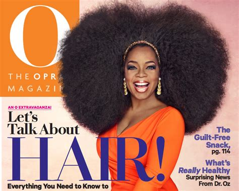 oprah s natural hair on o magazine september 2012 oprah s wig makes hair raising statement on o magazine