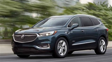 2020 Buick Crossover everything you need to about the 2020 buick models