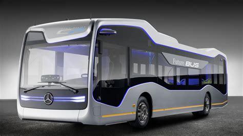 mercedes benz future bus video