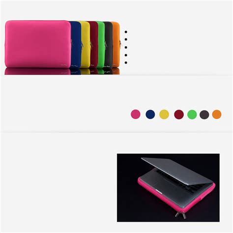 Soft Laptop 14 Inch by 14 Quot Laptop Zipper Soft Sleeve Bag For 14 Inch
