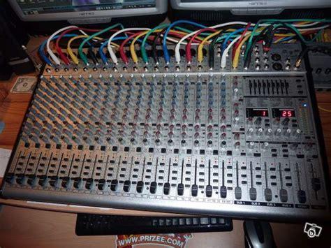 Mixer Behringer Sl2442fx Pro behringer eurodesk sl2442fx pro image 196832 audiofanzine