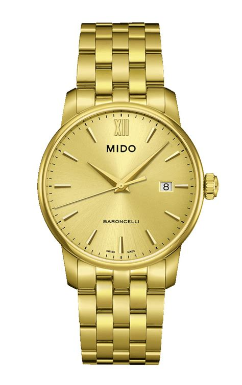 Mido Baroncelli M013 210 33 021 00 m013 410 33 021 00 swiss luxury mido watches m013 410 33