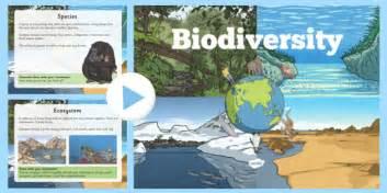 Biodiversity Information Powerpoint Biodiversity Powerpoint Biodiversity Ppt Template Free