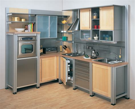 free standing kitchen the kitchen gallery aluminium and stainless steel