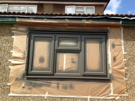 spray painting upvc upvc spraying merstham glass ltd