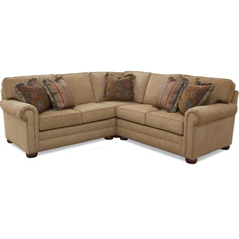 belfort furniture sectional sofas huntington house 2053 customizable sectional belfort