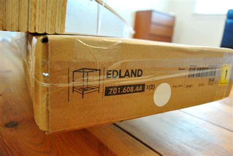 ikea house in a box mister ed the bed assembling our edland bed from ikea