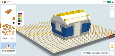 google images lego ever dreamed of a virtual lego world google is starting one