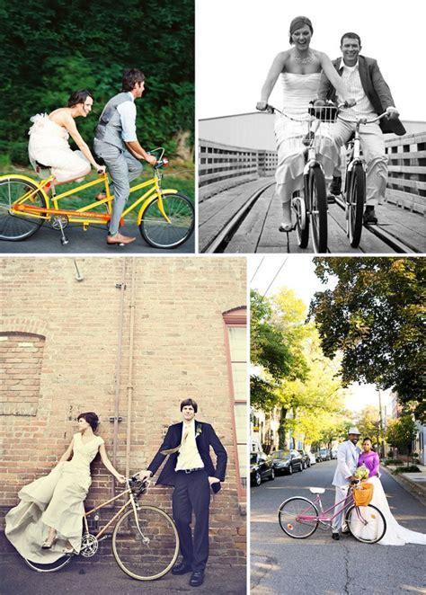 Wedding Bike by Fietsen Als Vervoersmiddel Op Je Trouwdag Bruiloft