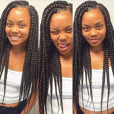 how to get neat braids hairstyles stylist feature in love with these boxbraids done by
