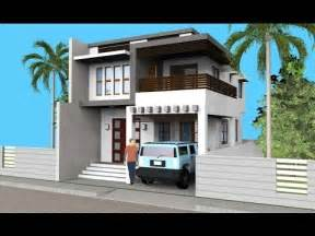 home design walkthrough small modern 2 level house with interior walkthrough youtube
