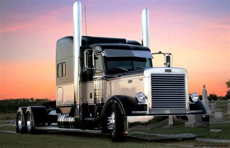 peterbilt semi trucks used peterbilt trucks wallpapers gallery