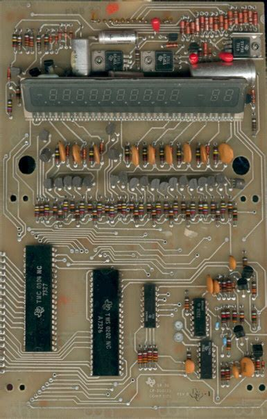 printed circuit board and integrated circuit datamath pictures