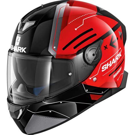 Shark Skwal Warhen shark skwal 2 warhen motorcycle helmet visor bike