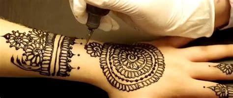 queen henna tattoo eyebrow queen salon