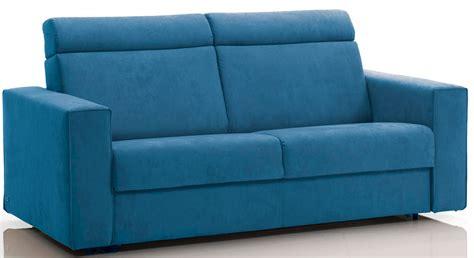 canape convertible bleu canap 233 convertible microfibre bleu haut dossier york