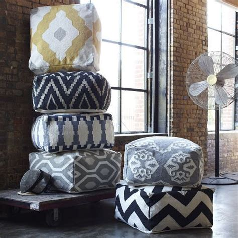west elm floor pillow 20 floor poufs messagenote