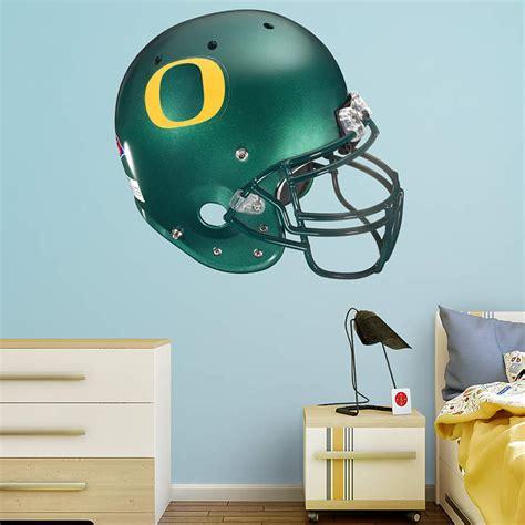 oregon ducks bedroom ideas oregon ducks helmet wall decal shop fathead 174 for oregon