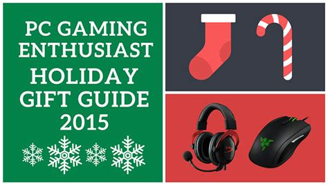 holiday gift guide for pc gaming enthusiasts 2015 avadirect
